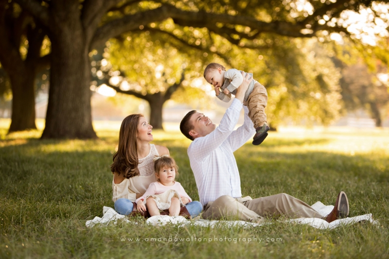 Family photography cypress