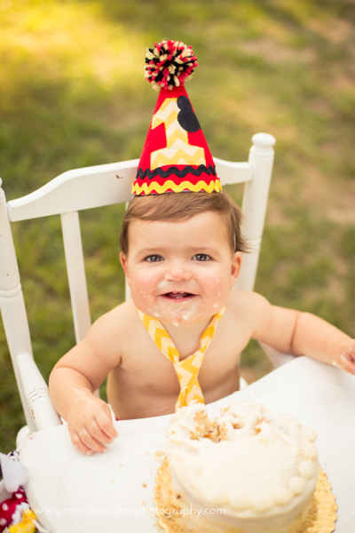 Mickey-Mouse-First-Birthday-Cypress-Photography