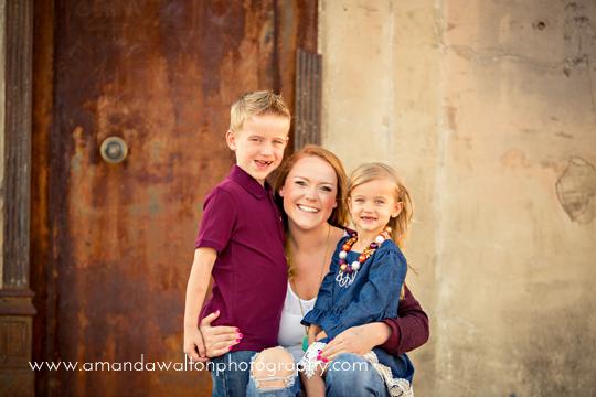 Family photographer in Tomball