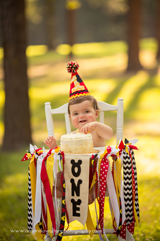 Tomball-Cake-Smash-Photographer